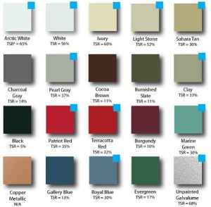 Vinyl Siding Color Chart America S Construction Experts